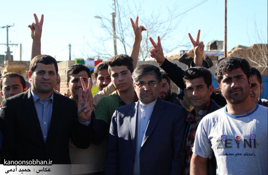 تصاویر دیدار علی امامی راد با مردم (3)