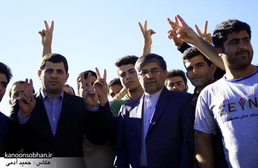 تصاویر دیدار علی امامی راد با مردم (4)