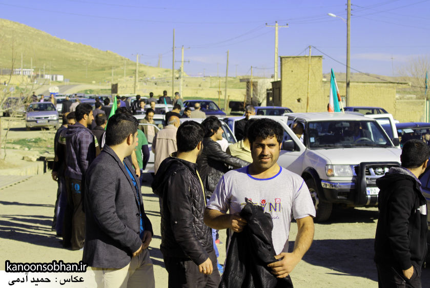 تصاویر دیدار علی امامی راد با مردم (5)