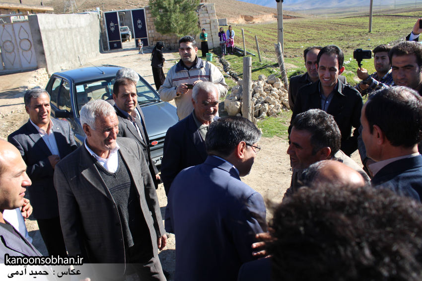 تصاویر دیدار علی امامی راد با مردم (6)