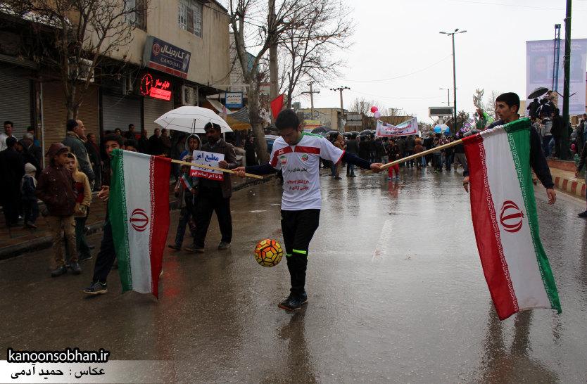 تصاویر راهپیمایی با شکوه 22 بهمن94 کوهدشت (3)