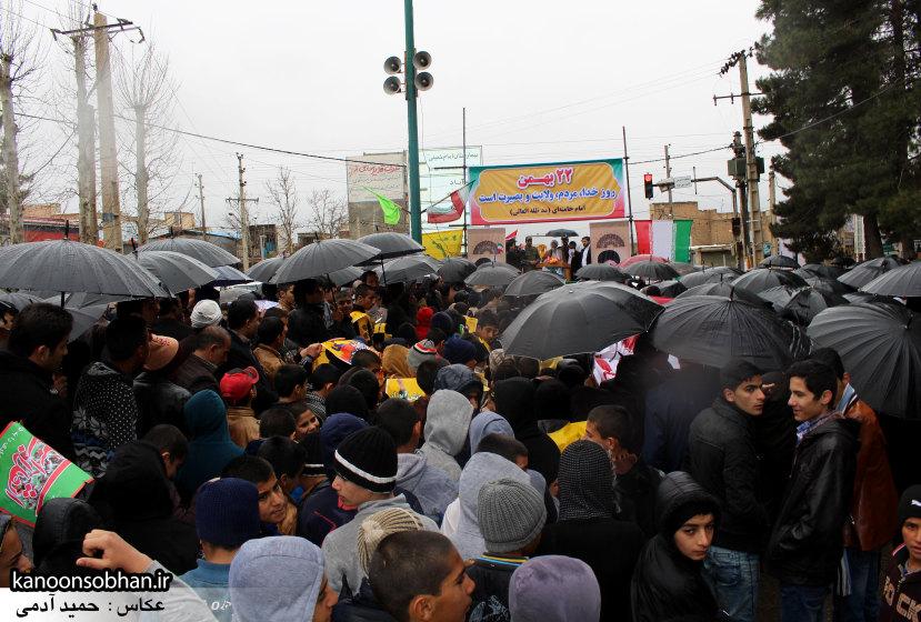 تصاویر راهپیمایی با شکوه 22 بهمن94 کوهدشت (33)