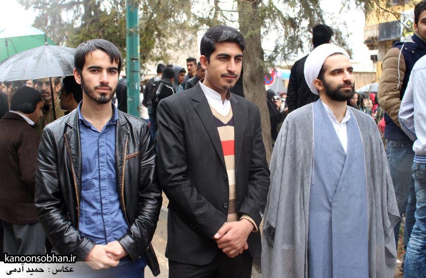 تصاویر راهپیمایی با شکوه 22 بهمن94 کوهدشت (34)