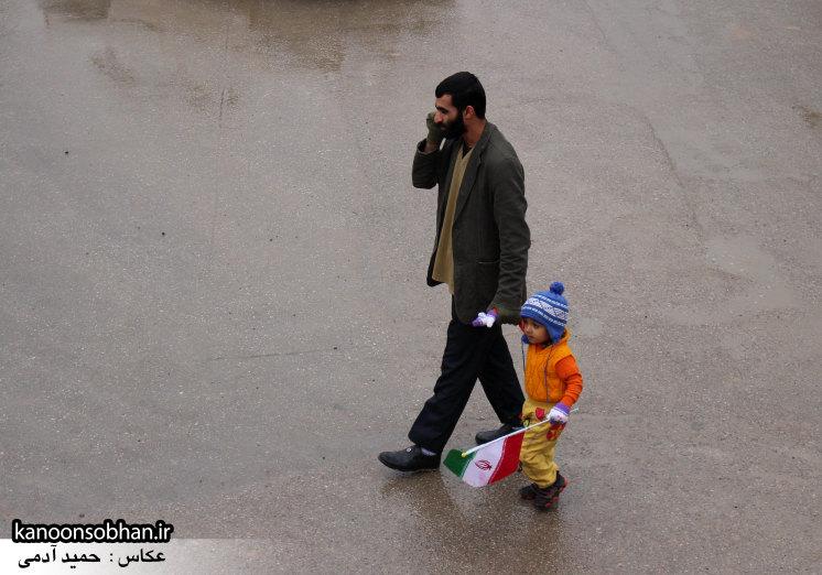 تصاویر راهپیمایی با شکوه 22 بهمن94 کوهدشت (7)
