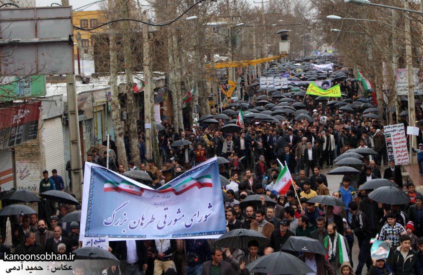 تصاویر راهپیمایی با شکوه 22 بهمن94 کوهدشت (9)
