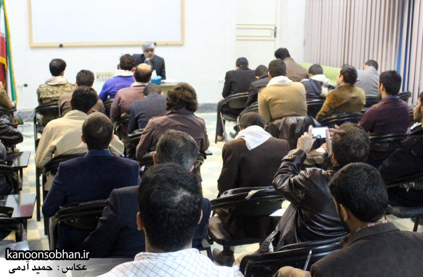 تصاویر روز نخست همایش چهارمین گردهمایی افسران فرهنگی لرستان (13)