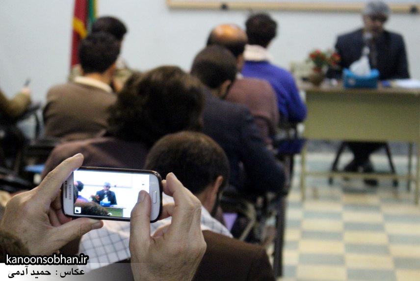 تصاویر روز نخست همایش چهارمین گردهمایی افسران فرهنگی لرستان (14)