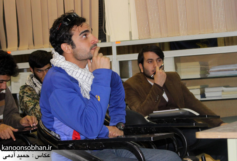 تصاویر روز نخست همایش چهارمین گردهمایی افسران فرهنگی لرستان (5)