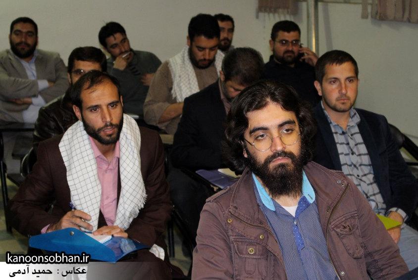 تصاویر روز نخست همایش چهارمین گردهمایی افسران فرهنگی لرستان (6)