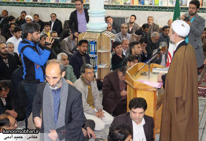 تصاویر سخنرانی آیت الله احمد مبلغی در جمع مردم کوهدشت (11)