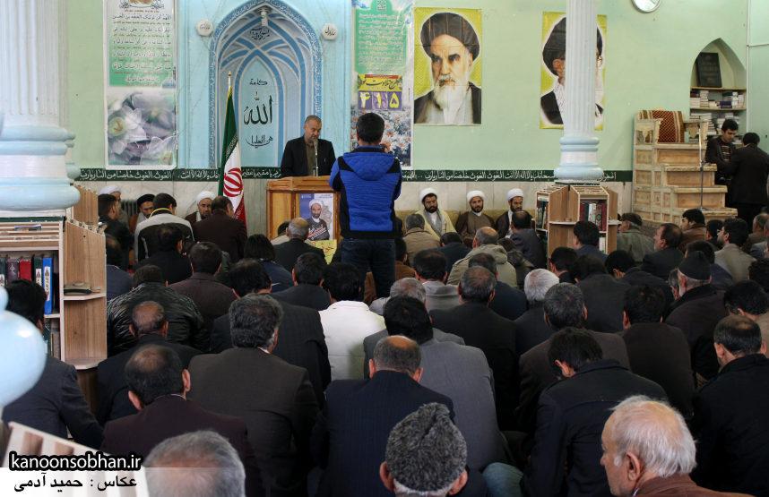 تصاویر سخنرانی آیت الله احمد مبلغی در جمع مردم کوهدشت (2)