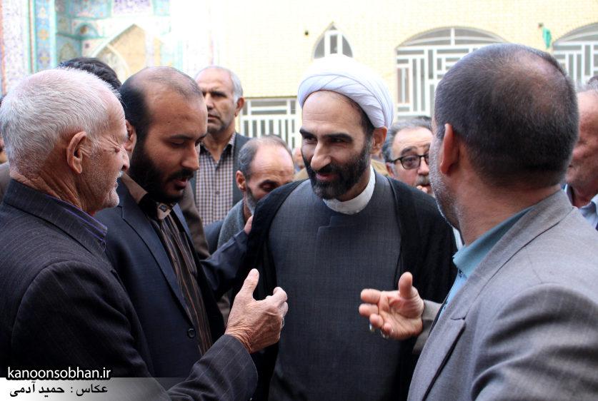تصاویر سخنرانی آیت الله احمد مبلغی در جمع مردم کوهدشت (9)