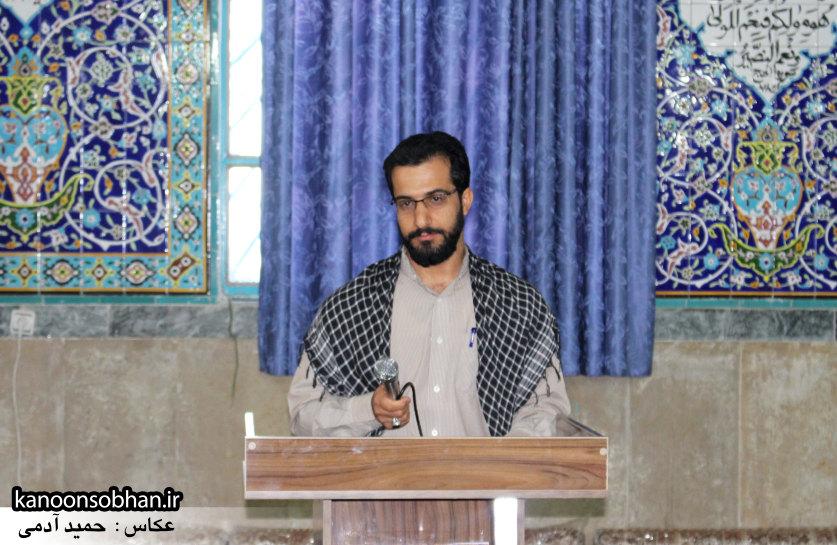 تصاویر سخنرانی سردار یکتا در همایش چهارمین گردهمایی افسران فرهنگی لرستان (1)