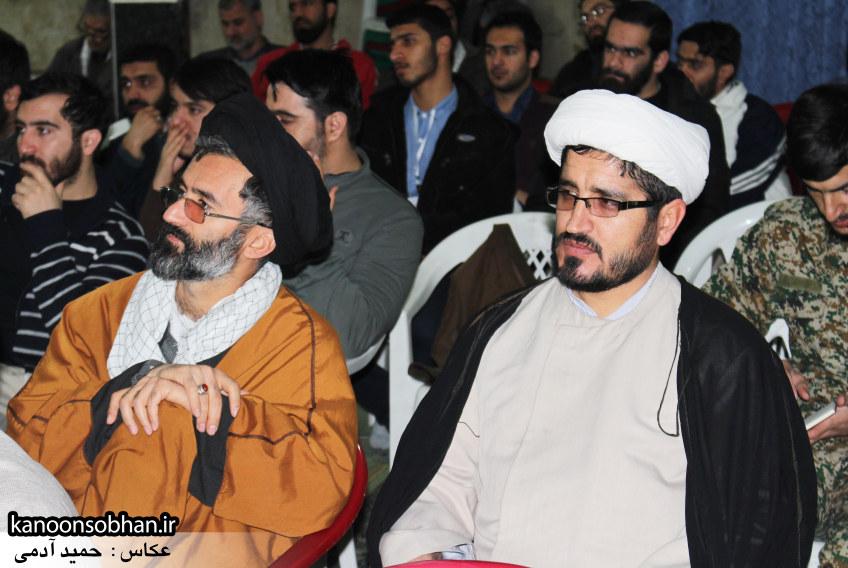 تصاویر سخنرانی سردار یکتا در همایش چهارمین گردهمایی افسران فرهنگی لرستان (10)