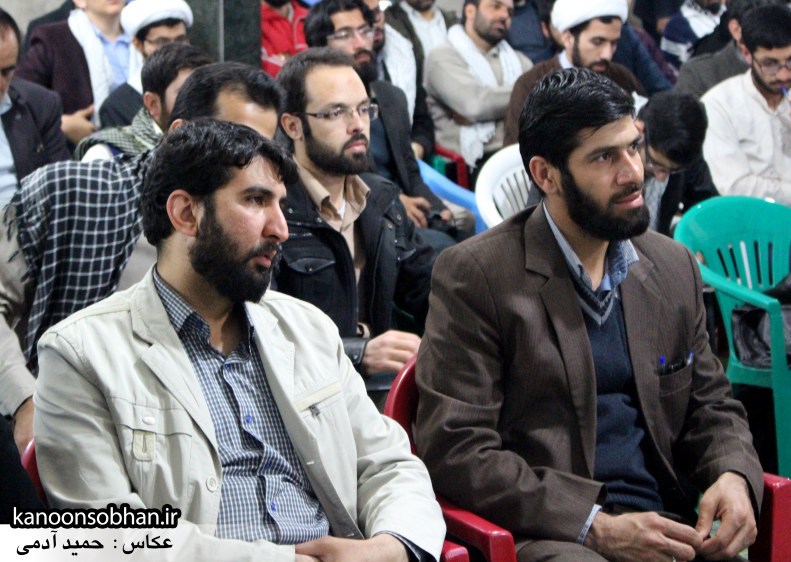 تصاویر سخنرانی سردار یکتا در همایش چهارمین گردهمایی افسران فرهنگی لرستان (15)