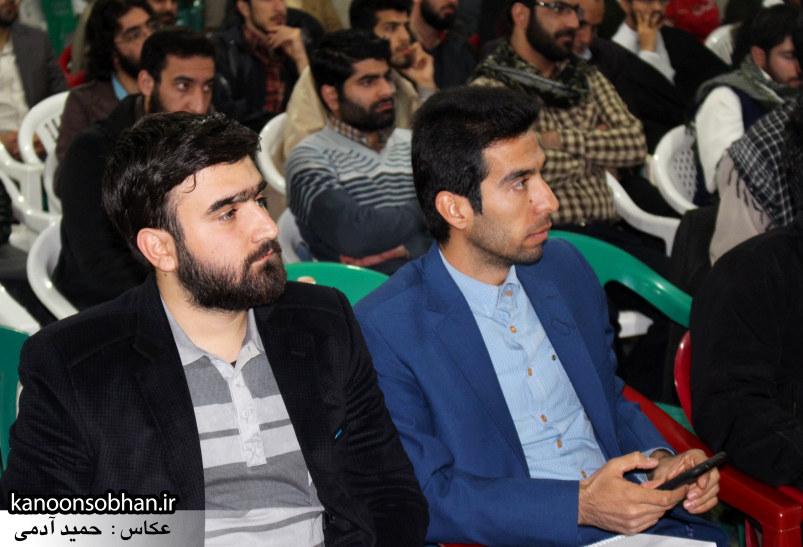 تصاویر سخنرانی سردار یکتا در همایش چهارمین گردهمایی افسران فرهنگی لرستان (16)