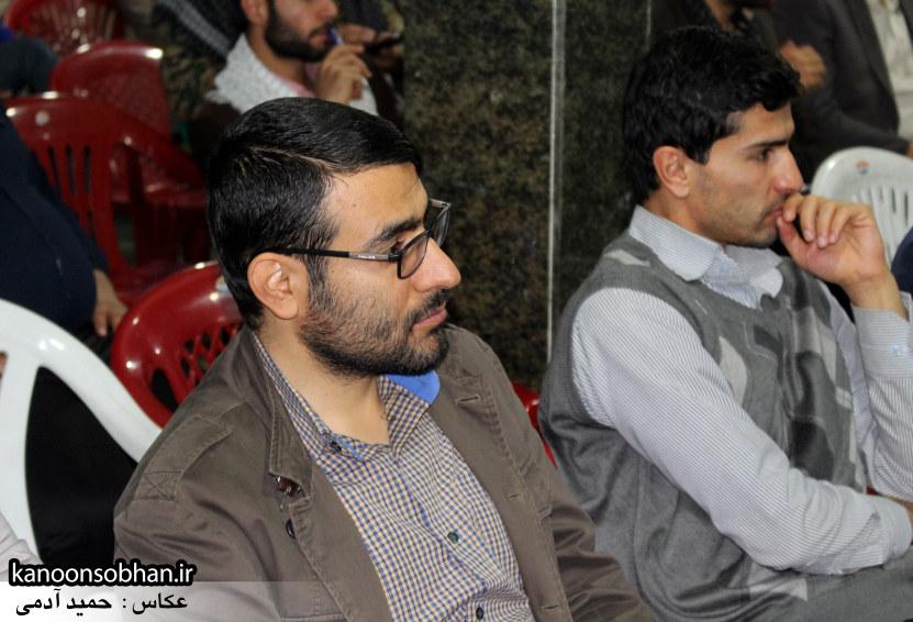 تصاویر سخنرانی سردار یکتا در همایش چهارمین گردهمایی افسران فرهنگی لرستان (17)