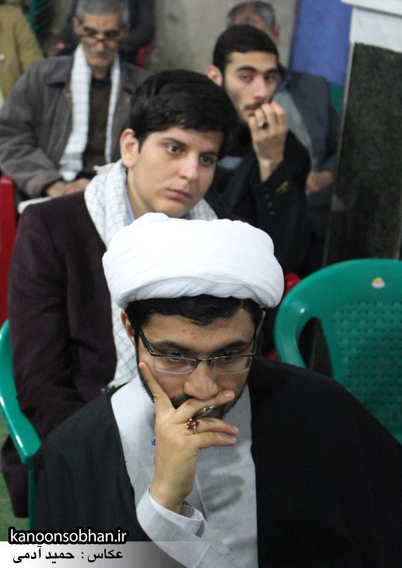 تصاویر سخنرانی سردار یکتا در همایش چهارمین گردهمایی افسران فرهنگی لرستان (18)
