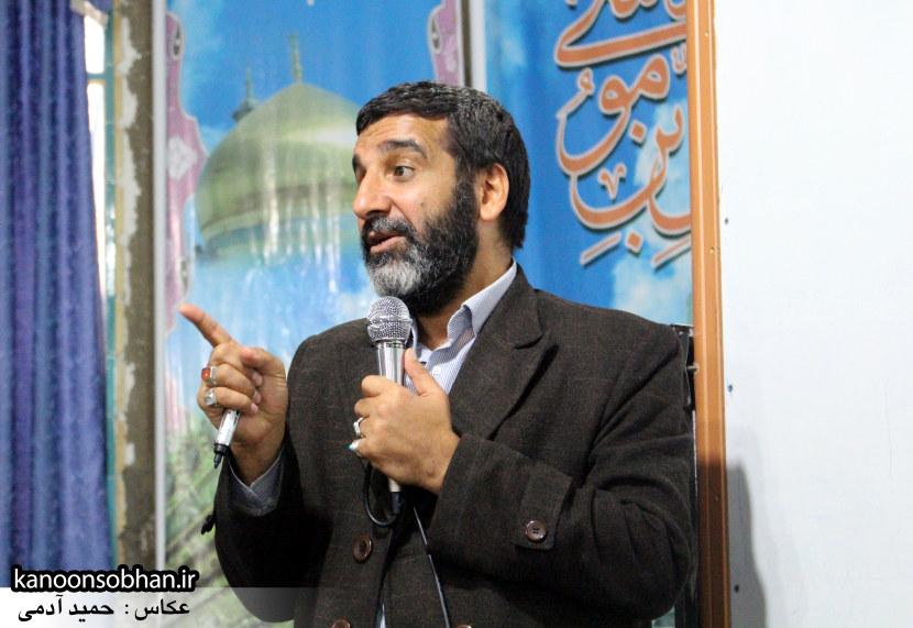 تصاویر سخنرانی سردار یکتا در همایش چهارمین گردهمایی افسران فرهنگی لرستان (19)