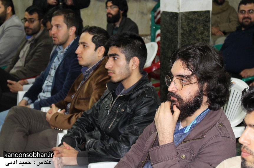 تصاویر سخنرانی سردار یکتا در همایش چهارمین گردهمایی افسران فرهنگی لرستان (2)
