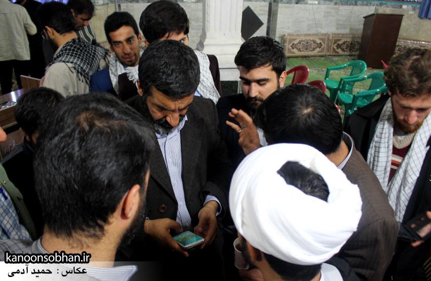 تصاویر سخنرانی سردار یکتا در همایش چهارمین گردهمایی افسران فرهنگی لرستان (21)