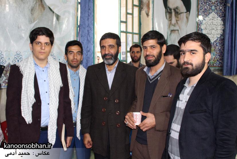 تصاویر سخنرانی سردار یکتا در همایش چهارمین گردهمایی افسران فرهنگی لرستان (22)