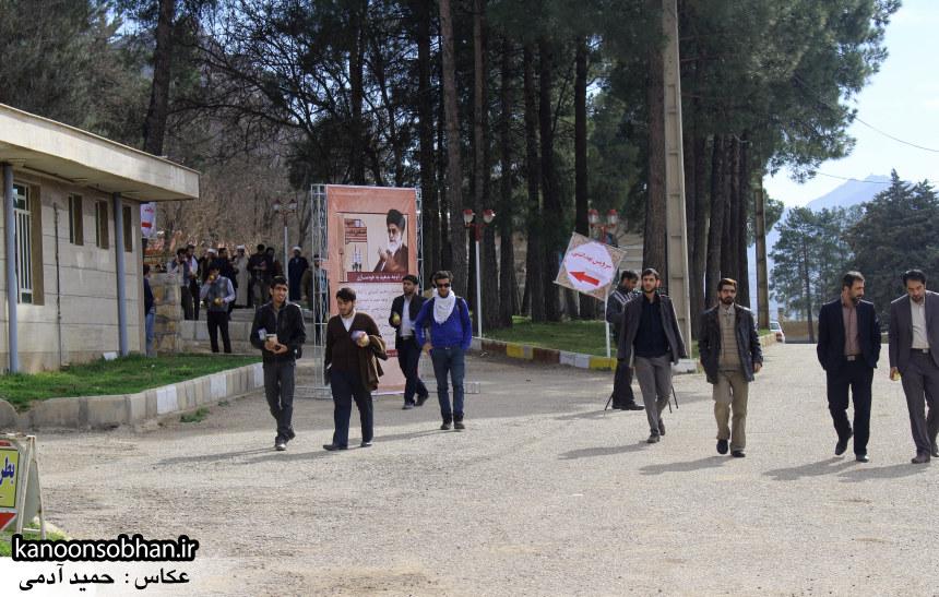 تصاویر سخنرانی سردار یکتا در همایش چهارمین گردهمایی افسران فرهنگی لرستان (25)