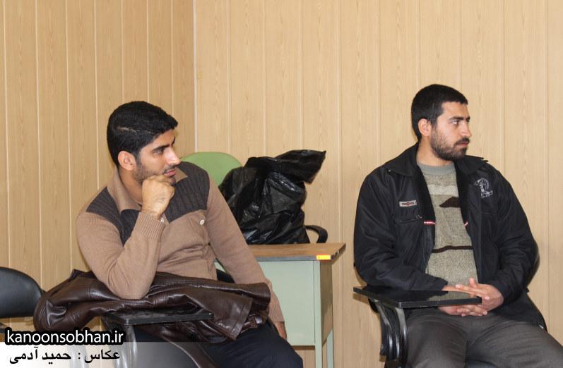 تصاویر سخنرانی سردار یکتا در همایش چهارمین گردهمایی افسران فرهنگی لرستان (28)
