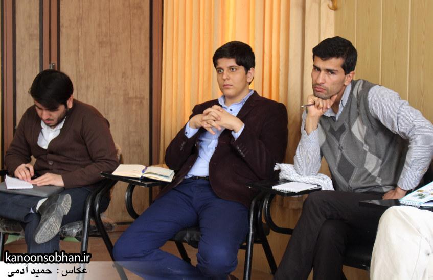 تصاویر سخنرانی سردار یکتا در همایش چهارمین گردهمایی افسران فرهنگی لرستان (29)