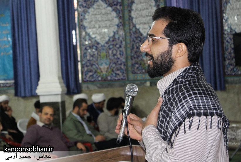 تصاویر سخنرانی سردار یکتا در همایش چهارمین گردهمایی افسران فرهنگی لرستان (3)
