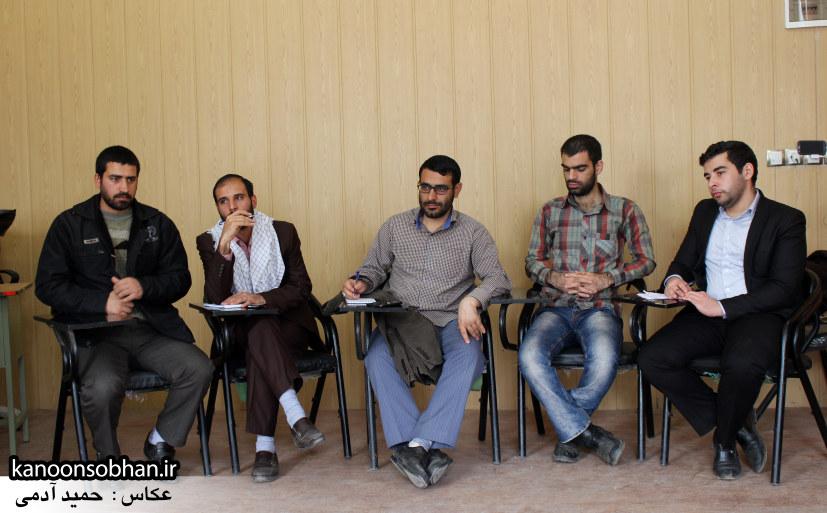 تصاویر سخنرانی سردار یکتا در همایش چهارمین گردهمایی افسران فرهنگی لرستان (30)