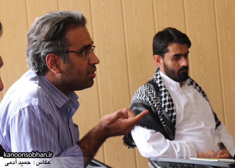 تصاویر سخنرانی سردار یکتا در همایش چهارمین گردهمایی افسران فرهنگی لرستان (31)