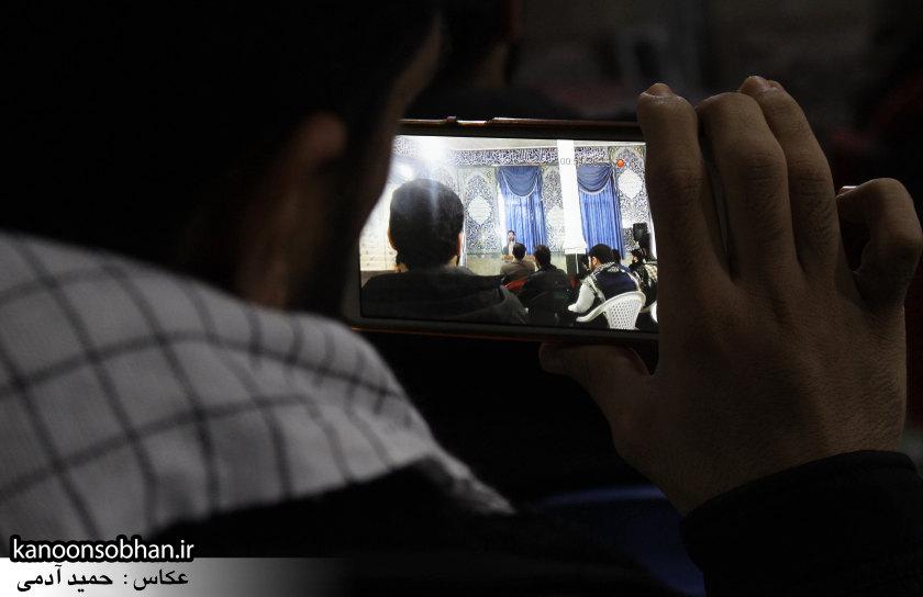 تصاویر سخنرانی سردار یکتا در همایش چهارمین گردهمایی افسران فرهنگی لرستان (5)