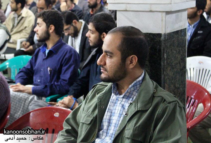 تصاویر سخنرانی سردار یکتا در همایش چهارمین گردهمایی افسران فرهنگی لرستان (6)