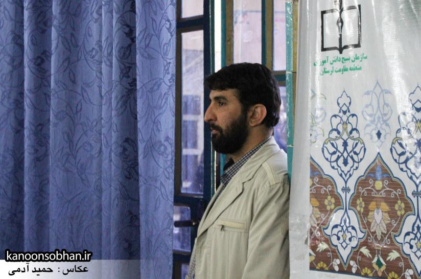 تصاویر سخنرانی سردار یکتا در همایش چهارمین گردهمایی افسران فرهنگی لرستان (7)