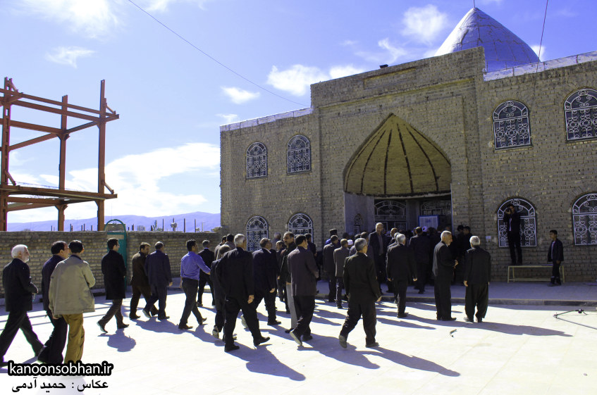 تصاویر سفر آیت الله احمد مبلغی به رومشکان و سوری (40)