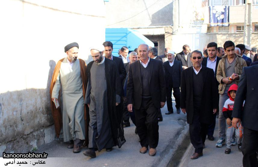 تصاویر سفر آیت الله احمد مبلغی به رومشکان و سوری (5)