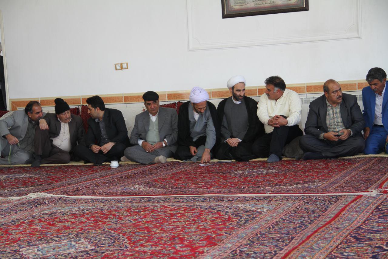 تصاویر سفر آیت الله احمد مبلغی به شهرستان درود (10)