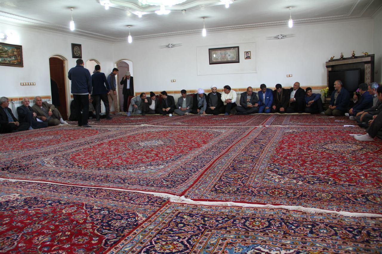 تصاویر سفر آیت الله احمد مبلغی به شهرستان درود (11)