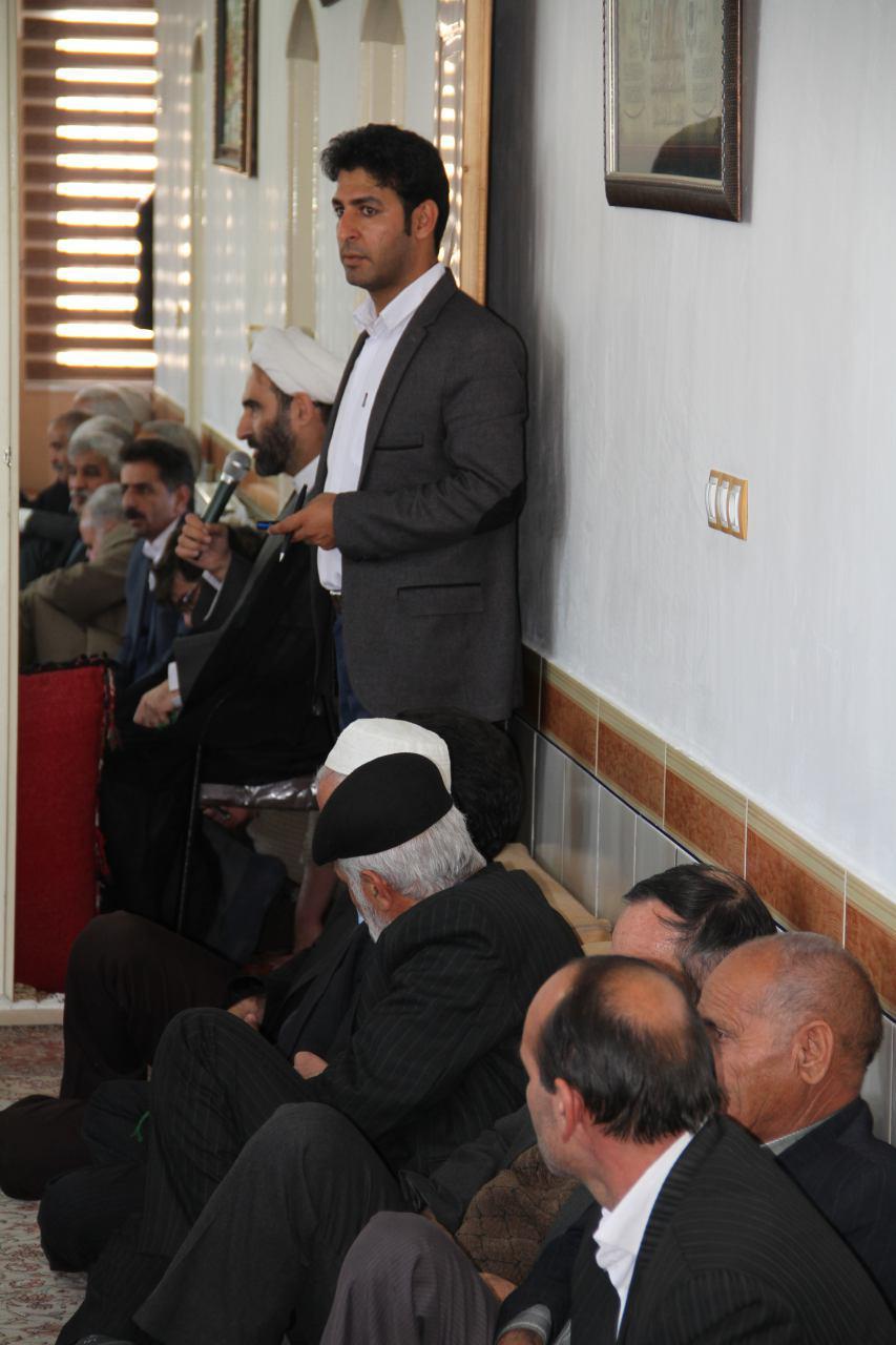 تصاویر سفر آیت الله احمد مبلغی به شهرستان درود (14)