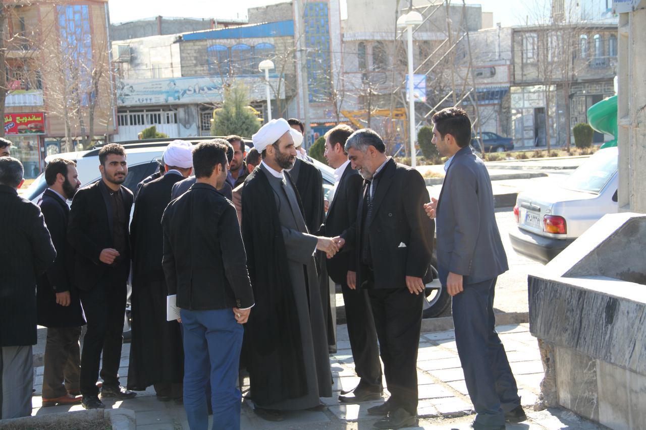 تصاویر سفر آیت الله احمد مبلغی به شهرستان درود (16)