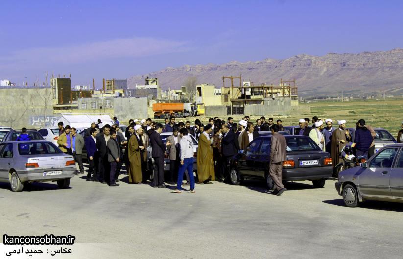 تصاویر سفر آیت الله احمد مبلغی به کوهدشت (1)