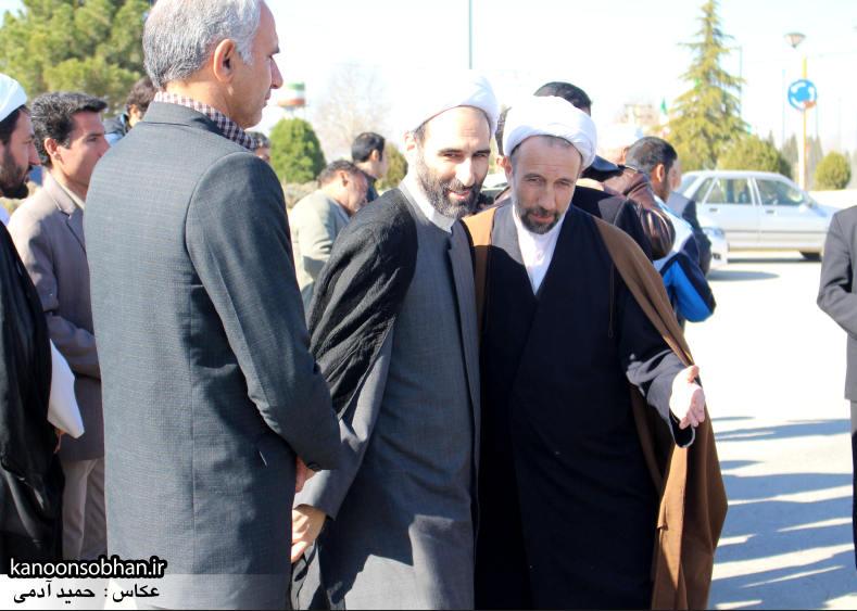 تصاویر سفر آیت الله احمد مبلغی به کوهدشت (10)