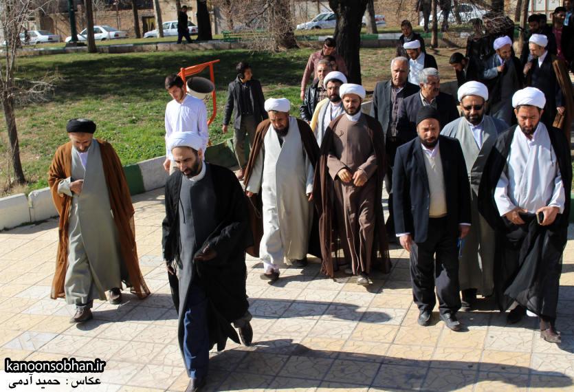 تصاویر سفر آیت الله احمد مبلغی به کوهدشت (15)