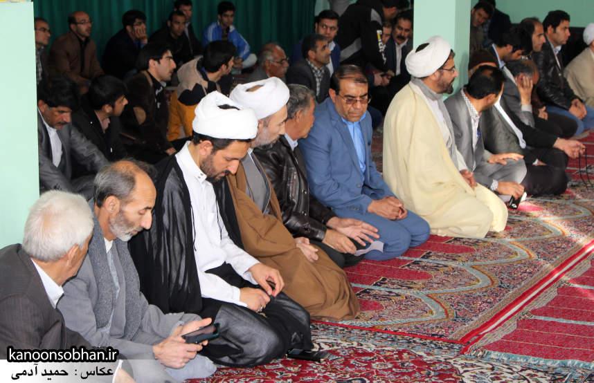 تصاویر سفر کاروان تبلیغاتی آیت الله احمد مبلغی به شهرستان سراب دوره (1)