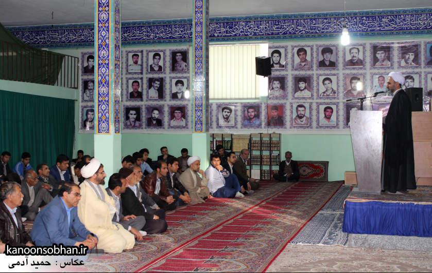 تصاویر سفر کاروان تبلیغاتی آیت الله احمد مبلغی به شهرستان سراب دوره (11)