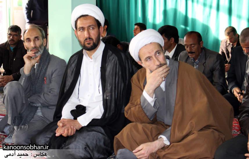 تصاویر سفر کاروان تبلیغاتی آیت الله احمد مبلغی به شهرستان سراب دوره (12)