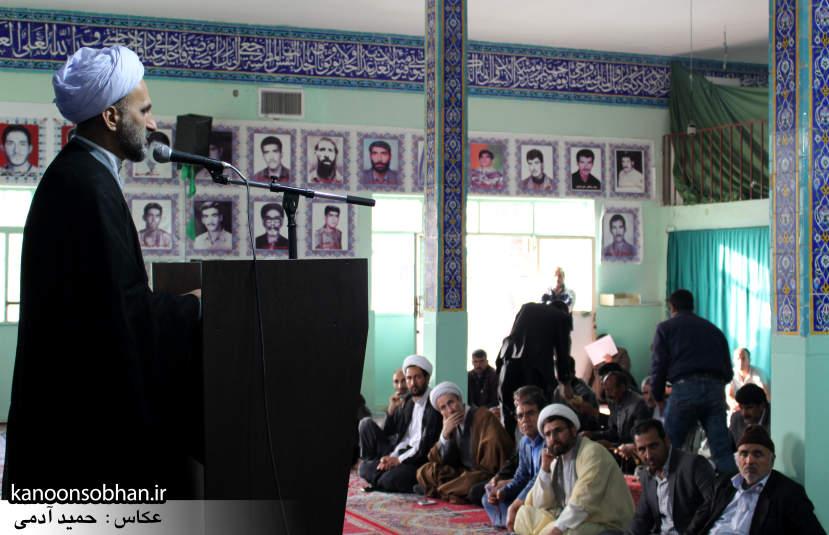تصاویر سفر کاروان تبلیغاتی آیت الله احمد مبلغی به شهرستان سراب دوره (14)