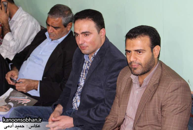 تصاویر سفر کاروان تبلیغاتی آیت الله احمد مبلغی به شهرستان سراب دوره (15)