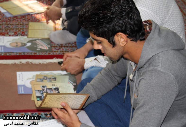 تصاویر سفر کاروان تبلیغاتی آیت الله احمد مبلغی به شهرستان سراب دوره (17)